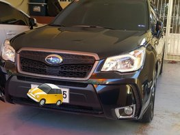 Selling 2nd Hand Subaru Forester 2014 Automatic Gasoline at 43000 km in Las Piñas