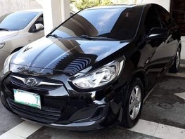 2nd Hand Hyundai Accent 2011 at 55000 km for sale