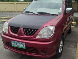 2nd Hand Mitsubishi Adventure 2006 Manual Gasoline for sale in Quezon City