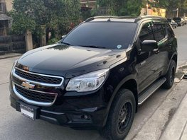 2nd Hand Chevrolet Trailblazer 2016 for sale in Quezon City