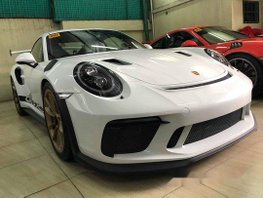 White Porsche 911 2019 for sale Automatic