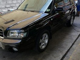 2nd Hand Subaru Forester 2003 Automatic Gasoline for sale in Mandaluyong