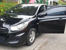 Hyundai Accent 2011 Automatic Gasoline for sale in Quezon City