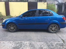 2nd Hand Kia Rio 2007 for sale in Butuan