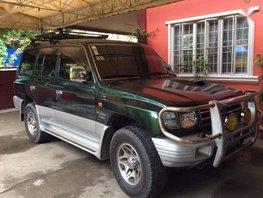 2000 Mitsubishi Pajero for sale in Davao City