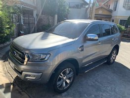 Selling Ford Everest 2019 Automatic Diesel in Quezon City