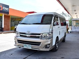 2nd Hand Toyota Hiace 2013 at 80000 km for sale