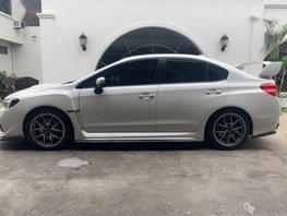 Selling Subaru Wrx Sti 2015 Manual Gasoline in Quezon City