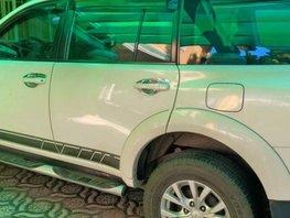 Selling Mitsubishi Montero 2015 Manual Diesel in Lapu-Lapu