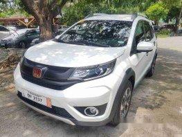 Selling White Honda BR-V 2017 Automatic Gasoline in Pasig
