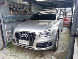 Selling Audi Q5 2013 at 80000 km in Baguio