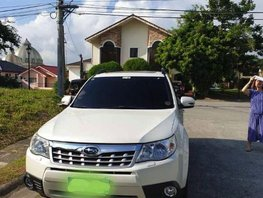 Sell 2nd Hand 2012 Subaru Forester Automatic Gasoline at 62000 km in Las Piñas