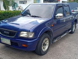 Sell 2nd Hand 2000 Isuzu Fuego Manual Diesel at 112000 km in Calamba