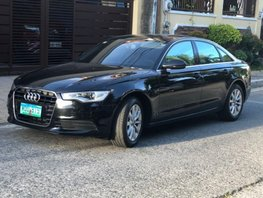 2nd Hand Audi A6 2013 Automatic Diesel for sale in Pasay