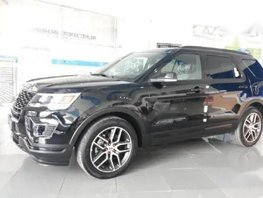 Brand New Ford Explorer 2018 Automatic Gasoline for sale in Quezon City