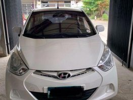 Sell White 2012 Hyundai Eon in Urdaneta