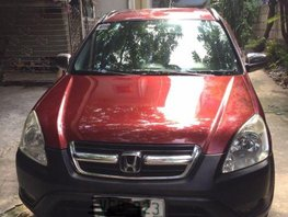 Selling Honda Cr-V 2004 Automatic Gasoline in Pasig