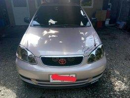 Toyota Corolla Altis 2003 Manual Gasoline for sale in Cabanatuan