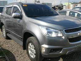 Sell 2nd Hand 2016 Chevrolet Trailblazer at 20000 km in Cainta