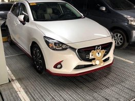 2nd Hand Mazda 2 2017 Automatic Gasoline for sale in Quezon City