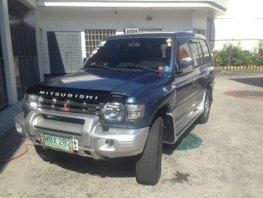 Sell 2nd Hand 2000 Mitsubishi Pajero Automatic Diesel at 70000 km in Makati