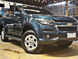 Sell Blue 2017 Chevrolet Trailblazer Diesel Automatic