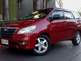 2nd Hand Toyota Innova 2015 Manual Diesel for sale in Cagayan de Oro