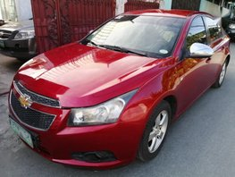 2nd Hand Chevrolet Cruze 2012 at 70000 km for sale