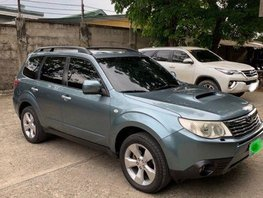 2nd Hand Subaru Forester 2008 Automatic Gasoline for sale in Cebu City