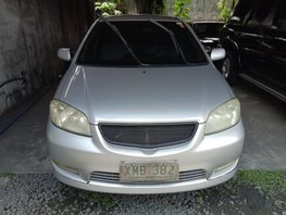 2nd Hand Toyota Vios 2007 Manual Gasoline for sale in Quezon City