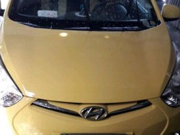 2nd Hand Hyundai Eon 2012 for sale in Cabuyao