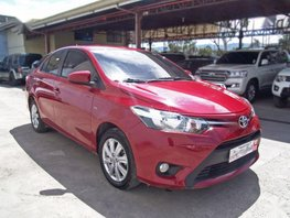 Selling Toyota Vios 2018 Manual Gasoline in Mandaue