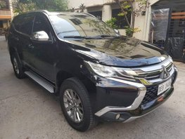Sell 2nd Hand 2016 Mitsubishi Montero at 23000 km in Quezon City