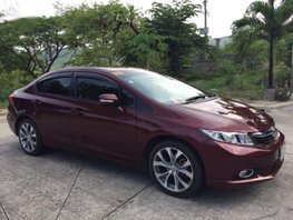 Selling 2nd Hand Honda Civic 2014 in Taguig