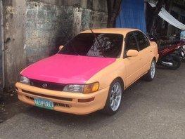 2nd Hand Toyota Corolla 1997 Manual Gasoline for sale in Cebu City