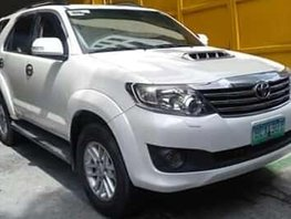 Sell Used 2014 Toyota Fortuner at 56000 km in Quezon City