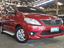 2013 Toyota Innova Diesel Automatic for sale