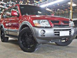 2006 Mitsubishi Pajero Automatic at 88000 km for sale