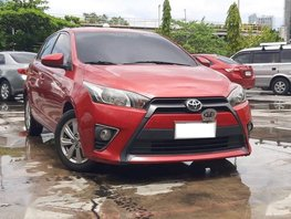 2nd Hand Toyota Yaris 2014 Automatic Gasoline for sale in Manila
