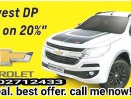 Selling Chevrolet Trailblazer 2019 in Manila