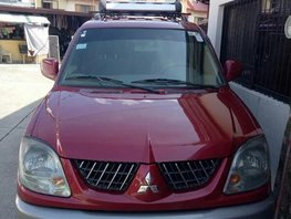 Mitsubishi Adventure 2004 Manual Diesel for sale in Carmona