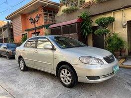 2nd Hand Toyota Corolla Altis 2006 at 80000 km for sale in Manila