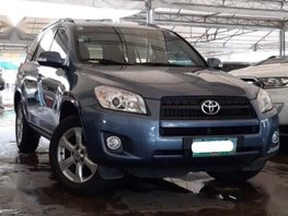 2nd Hand Toyota Rav4 2010 Automatic Gasoline for sale in Manila
