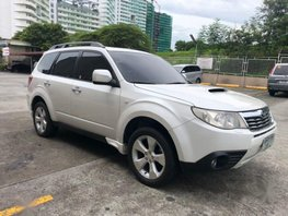 Selling 2nd Hand Subaru Forester 2010 in Quezon City