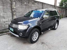 Selling Used Mitsubishi Montero Sport 2012 Automatic Diesel