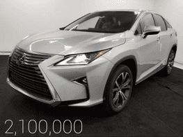 Brand New Lexus Rx 350 2019 for sale