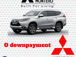 Brand New 2019 Mitsubishi Montero Sport for sale in Manila