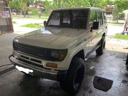 Selling Toyota Land Cruiser Prado 2002 Automatic Diesel in Quezon City