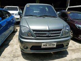 Silver Mitsubishi Adventure 2016 for sale in Makati