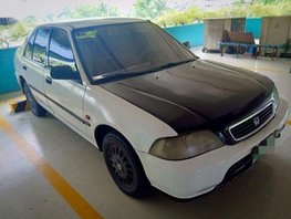 Honda City 1998 Manual Gasoline for sale in Quezon City